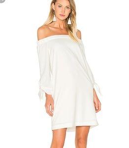 Tibi off shoulders dress